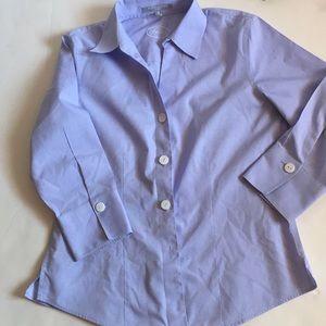 No Iron button shirt by Foxcroft